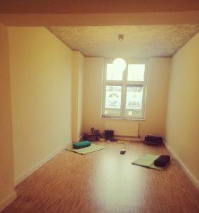 Raum Psychotherapie